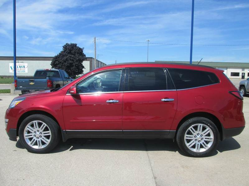2013 Chevrolet Traverse Lt 4dr Suv W 1lt In Fort Dodge Ia