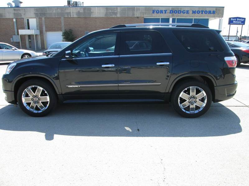 2011 Gmc Acadia Awd Denali 4dr Suv In Fort Dodge Ia Fort