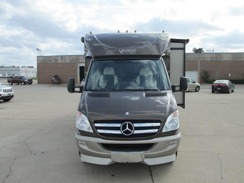 2014 Mercedes Benz Renegade Villagio 25rbs In Fort Dodge
