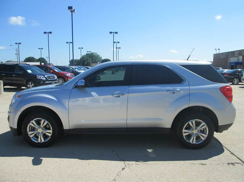 2012 Chevrolet Equinox Ls 4dr Suv In Fort Dodge Ia Fort