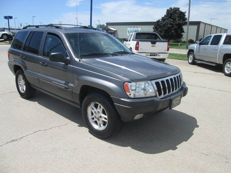 2003 Jeep Grand Cherokee 4dr Laredo 4wd Suv In Fort Dodge