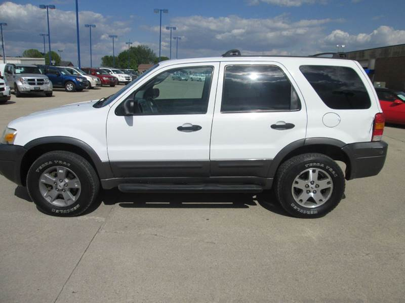 2005 Ford Escape Awd Xlt 4dr Suv In Fort Dodge Ia Fort