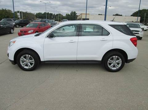 2010 Chevrolet Equinox for sale in Fort Dodge, IA