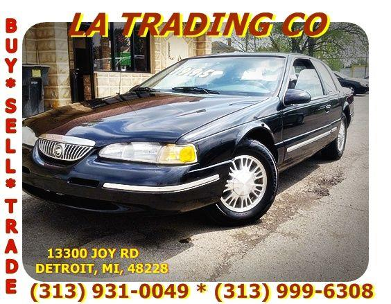 Used 1997 Mercury Cougar For Sale