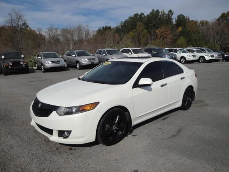2009 Acura Tsx 4dr Sdn Auto In Buford Ga Atlanta Luxury