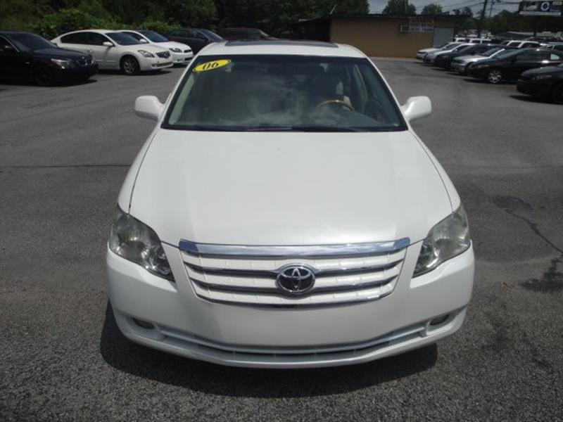 2006 Toyota Avalon In Buford Ga Atlanta Luxury Motors Inc