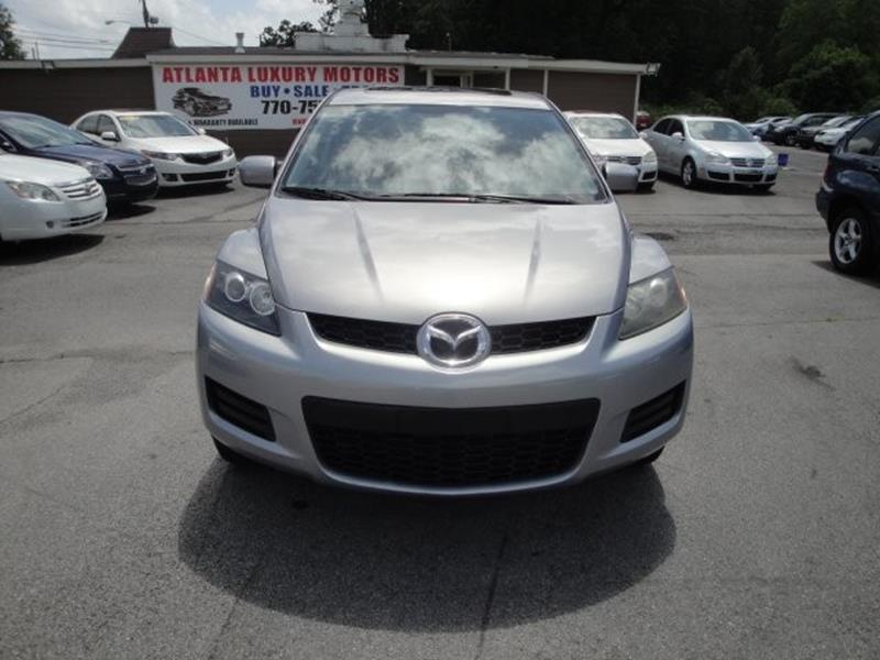 2009 mazda cx 7 for sale in manassas va for Atlanta luxury motors buford