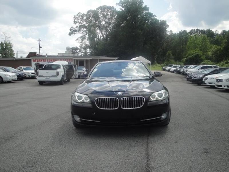 Atlanta Luxury Motors Inc