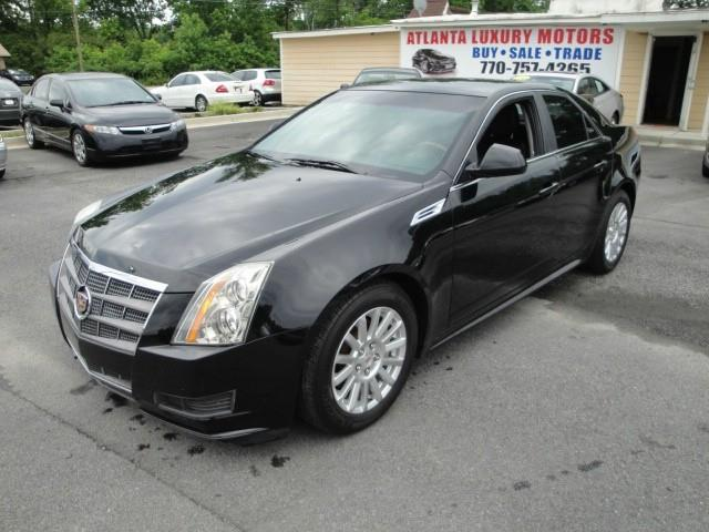 2010 cadillac cts 3 0l v6 luxury 4dr sedan in buford ga. Black Bedroom Furniture Sets. Home Design Ideas