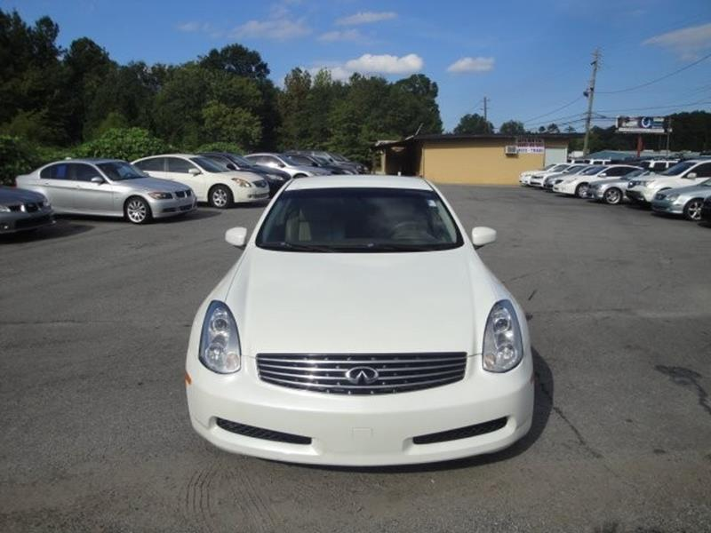 used infiniti g35 for sale in buford ga. Black Bedroom Furniture Sets. Home Design Ideas
