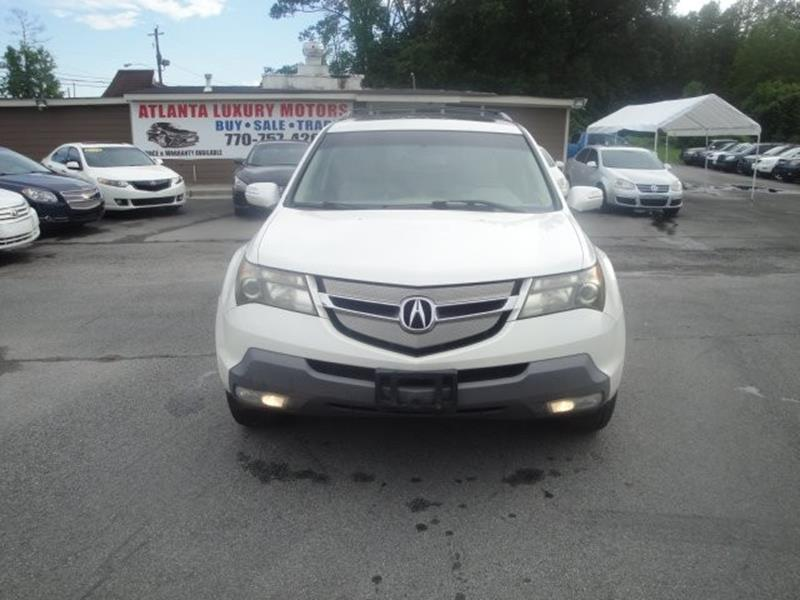 2007 acura mdx sh awd 4dr suv in buford ga atlanta luxury motors inc