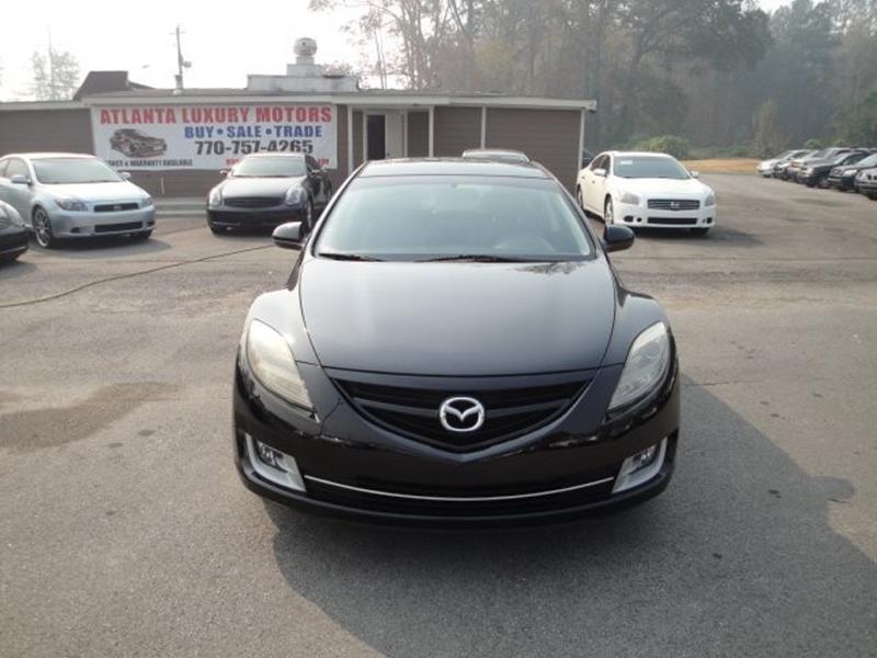 Mazda for sale in buford ga for Atlanta luxury motors buford