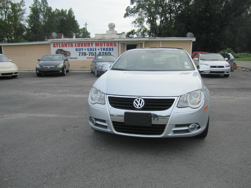 2008 volkswagen eos lux 2dr convertible 6a in buford ga