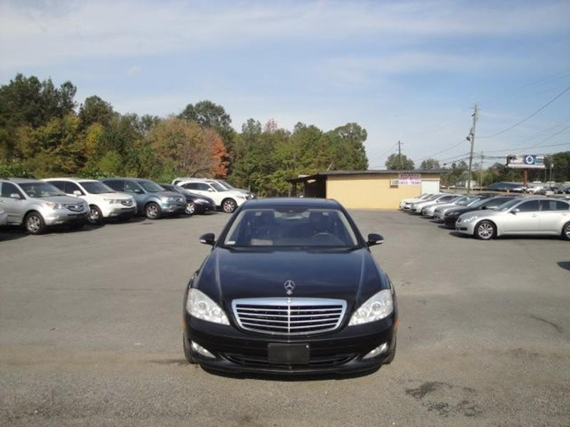 Used 2007 mercedes benz s class for sale in georgia for 2007 mercedes benz s class s550