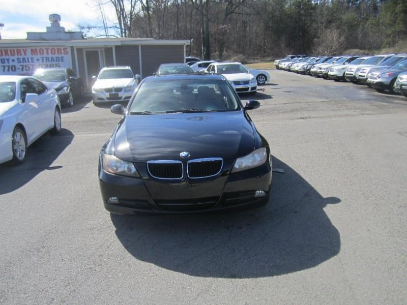 2006 Bmw 3 Series 325i 4dr Sedan In Buford Ga Atlanta