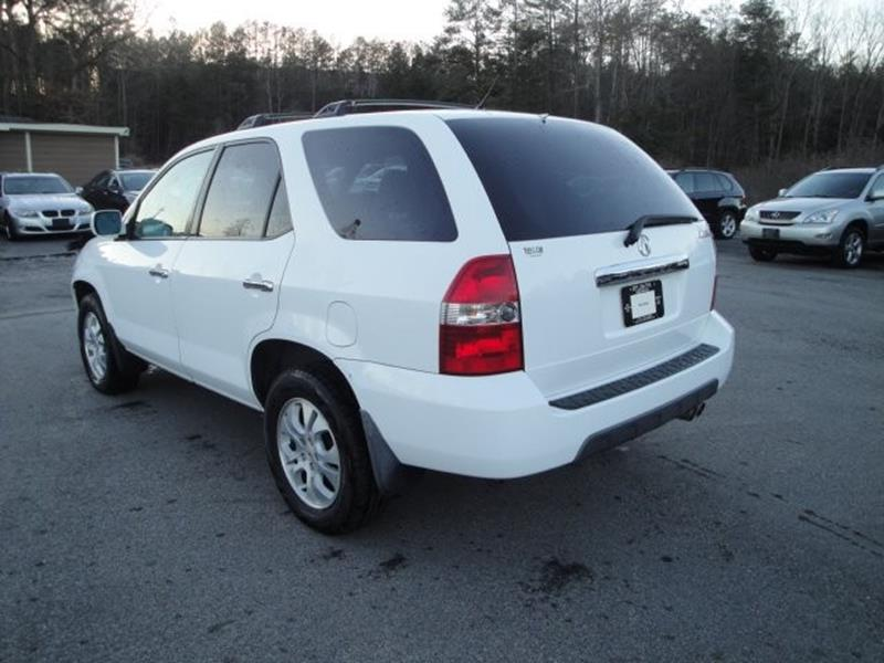 2003 acura mdx touring w res awd 4dr suv w entertainment for Atlanta luxury motors inc