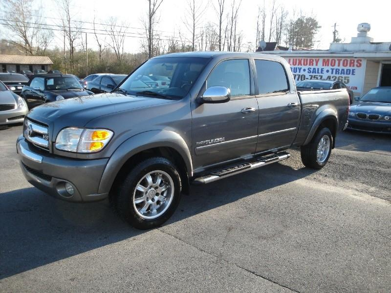2004 toyota tundra sr5 4dr double cab rwd sb v8 in buford. Black Bedroom Furniture Sets. Home Design Ideas