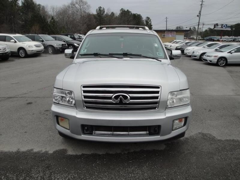 2006 infiniti qx56 base 4dr suv in buford ga atlanta luxury motors inc. Black Bedroom Furniture Sets. Home Design Ideas