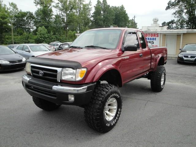 1998 Toyota Tacoma Prerunner 2dr Extended Cab Sb Buford Ga