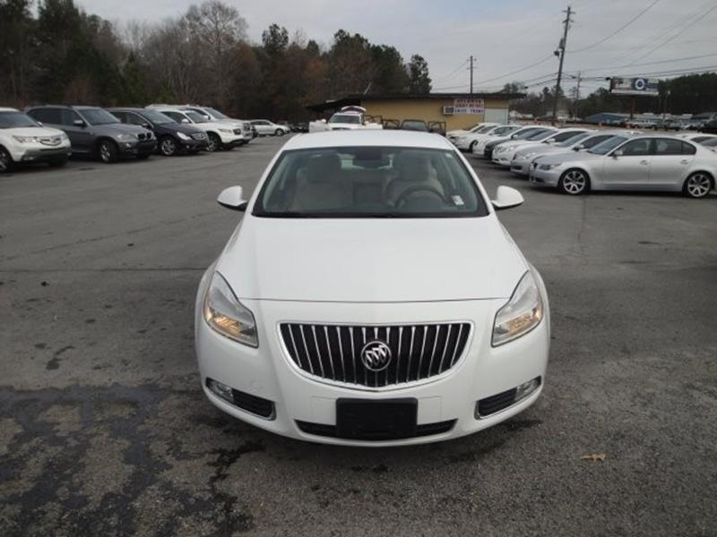 2011 Buick Regal Cxl 4dr Sedan W Rl1 In Buford Ga