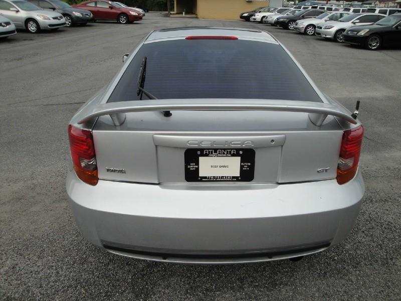 2000 toyota celica gt 2dr hatchback in buford ga atlanta for Atlanta luxury motors buford
