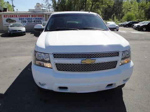 2007 Chevrolet Avalanche for sale in Buford, GA