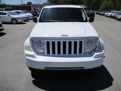 2012 Jeep Liberty for sale in Buford, GA
