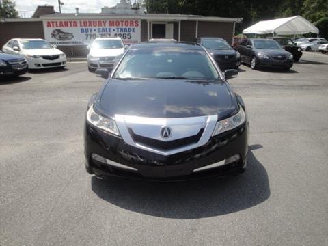 Acura for sale in buford ga for Atlanta luxury motors buford