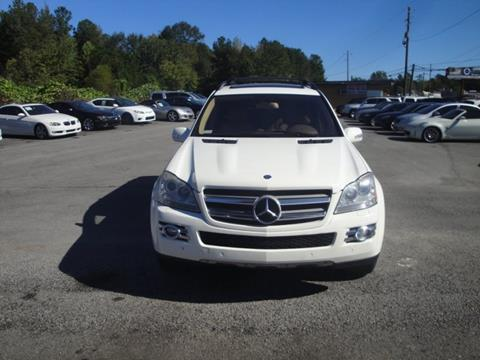 2007 Mercedes-Benz GL-Class for sale in Buford, GA
