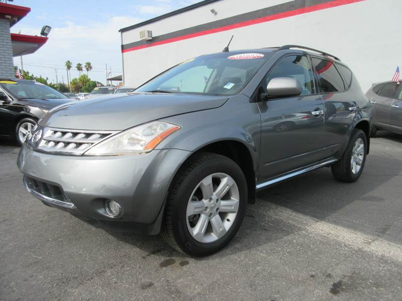 2006 NISSAN MURANO SL 4DR SUV silver executive motors is a family owned and operated dealership t