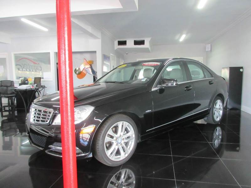 2012 MERCEDES-BENZ C-CLASS C250 LUXURY 4DR SEDAN black executive motors is a family owned and oper