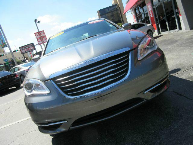 2012 CHRYSLER 200 LX 4DR SEDAN grey executive motors is a family owned and operated dealership th