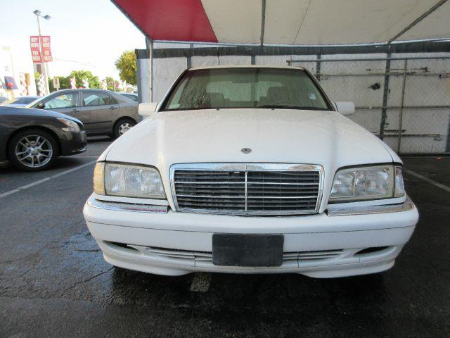 1998 MERCEDES-BENZ C-CLASS C230 4DR SEDAN looking for the perfect transportation your quest is ove