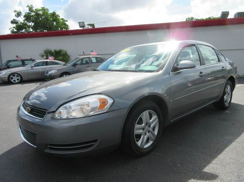 2006 CHEVROLET IMPALA LS 4DR SEDAN silver executive motors is a family owned and operated dealers