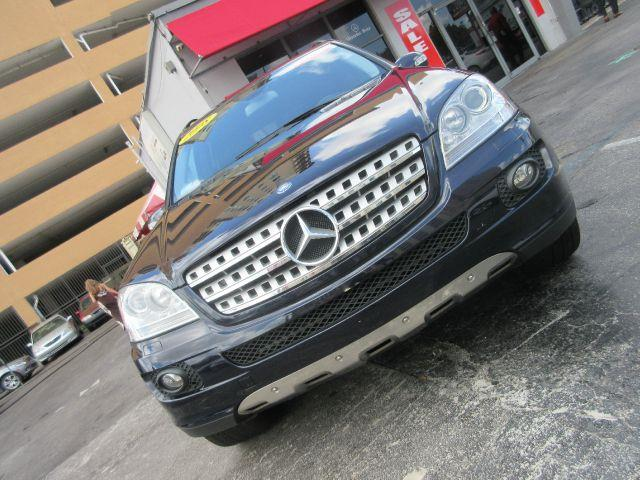 2008 MERCEDES-BENZ M-CLASS ML350 AWD 4MATIC 4DR SUV blue all power equipment is functioning proper