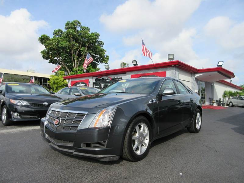2008 CADILLAC CTS 36L V6 4DR SEDAN grey this beauitful 2008 cadillac cts is begging for a new ow