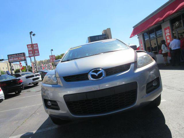 2008 MAZDA CX-7 GRAND TOURING 4DR SUV gray you wont find any electrical problems with this vehicl