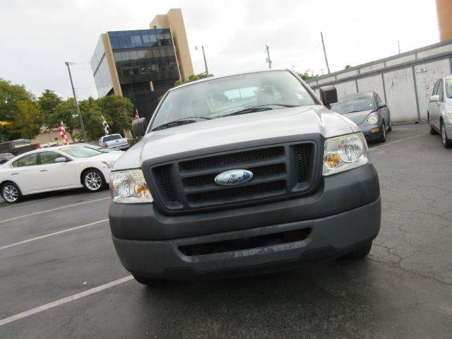 2007 FORD F-150 STX 2DR REGULAR CAB STYLESIDE 6 silver the electronic components on this vehicle