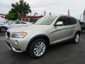 2013 BMW X3 XDRIVE28I AWD 4DR SUV gold executive motors is a family owned and operated dealership