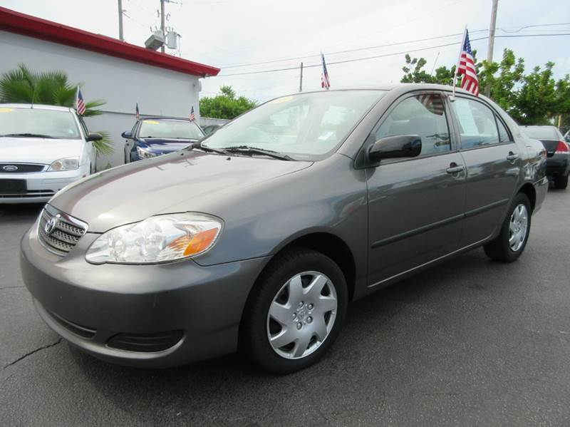 2008 TOYOTA COROLLA CE 4DR SEDAN 4A brown executive motors is a family owned and operated dealers