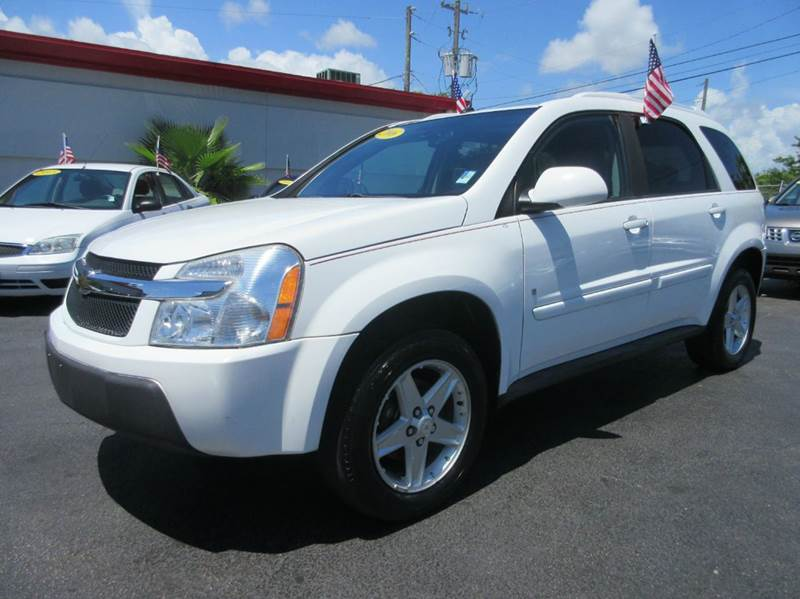 2006 CHEVROLET EQUINOX LT AWD 4DR SUV white executive motors is a family owned and operated deale