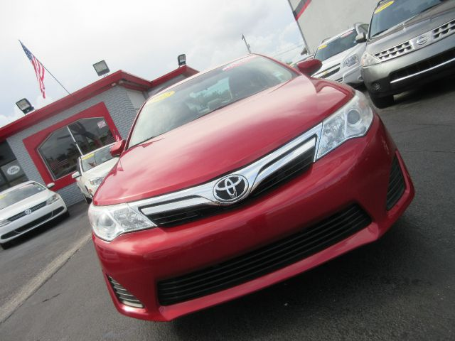 2012 TOYOTA CAMRY LE 4DR SEDAN red there are no electrical concerns associated with this vehicle