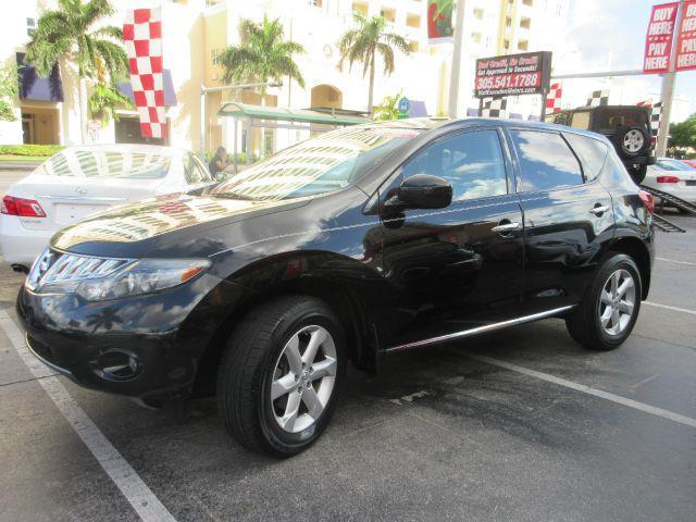 2009 NISSAN MURANO SL 4DR SUV black executive motors is a family owned and operated dealership th