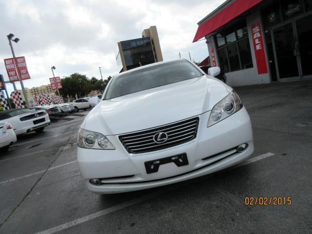2008 LEXUS ES 350 BASE 4DR SEDAN white the electronic components on this vehicle are in working or