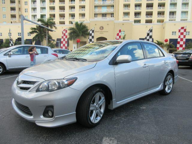2013 TOYOTA COROLLA S silver executive motors is a family owned and operated dealership that prov