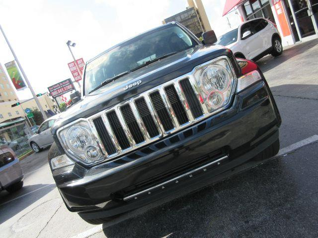 2010 JEEP LIBERTY LIMITED 4X2 4DR SUV black the electronic components on this vehicle are in work