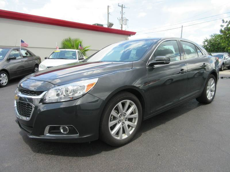 2014 CHEVROLET MALIBU LT 4DR SEDAN W2LT grey executive motors is a family owned and operated deal