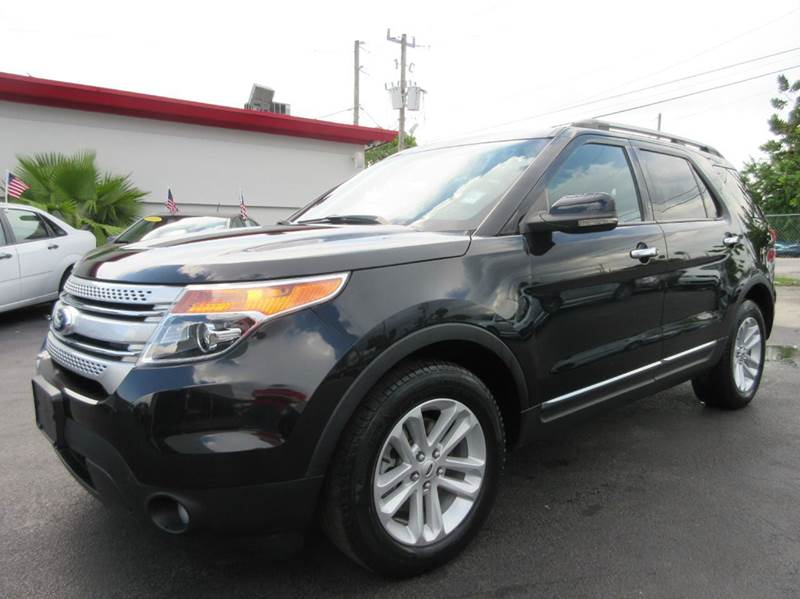 2012 FORD EXPLORER XLT 4DR SUV black executive motors is a family owned and operated dealership th