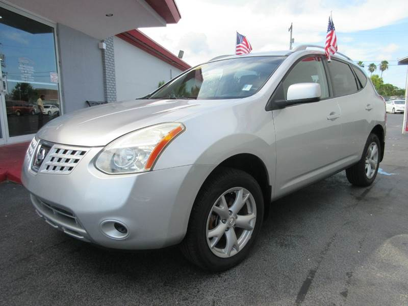 2009 NISSAN ROGUE SL CROSSOVER 4DR silver executive motors is a family owned and operated dealersh