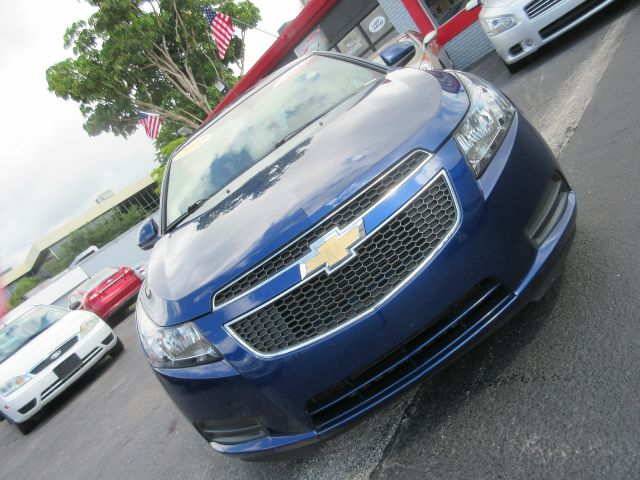 2012 CHEVROLET CRUZE LT 4DR SEDAN W1LT blue there are no electrical problems with this vehicle